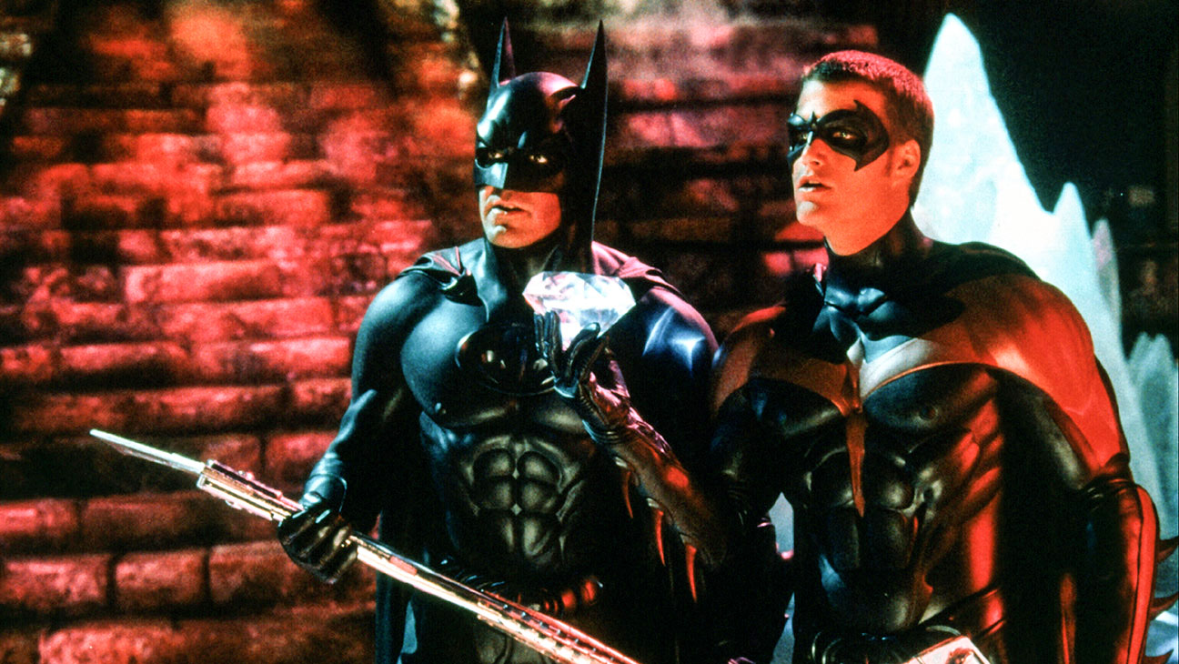 Section 80D: The Robin in the Batman movies